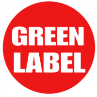 Green Label nasiona marihuany, konopi